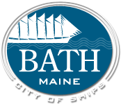 Bath, Maine logo